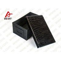 Wholesale Creative Corrugated Cardboard Gift Boxes With Lids 160 * 80 * 250 Size from china suppliers