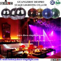 Wholesale 2 - 48 inch Party Disco Mirror Ball Light , Professional Stage Lighting from china suppliers