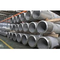 Quality Heavy Wall A312 Stainless Steel Seamless Pipe Big Od 406mm 609mm 830mm for sale