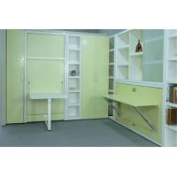 Wholesale Space Saving Horizontal Wall Bed Single Folding Murphy Wall Bed from china suppliers