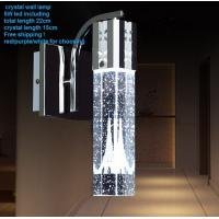 Wholesale 2015 Minimalist Led crystal bedroom mirror lamp from china suppliers