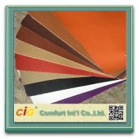 Wholesale 137cm many colors  Wholesale Hot sale fashion popular leather PU leather from china suppliers
