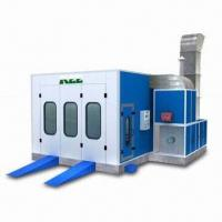 Wholesale Industrial Spray Booth, Stable and Reliable, with Maximum Heating Value that Can Reach 200,000Kcal from china suppliers