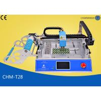 Wholesale CHMT28 Desktop Led Smd Small Smt Pick And Place Machine With CE Prototyping from china suppliers