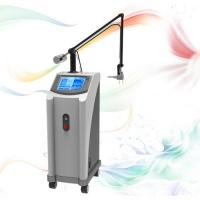 Wholesale Skin rejuvenation, acne and strech mark removal RF Pipe Fractional CO2 laser machine from china suppliers