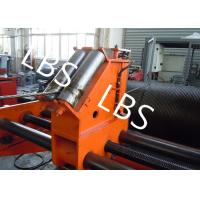 Wholesale Large Scale Spooling Device Winch Hydraulic / Electric Steel Material from china suppliers