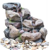 Wholesale Natural Rock Water Fountains For Home Decoration , Weather Resistant  from china suppliers