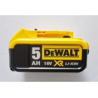 Wholesale CE , ROHS Dewalt Power Tool Battery 18V 5.0Ah XR DCB184 90Wh from china suppliers