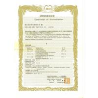 Zhejiang Duke Industrial Co., Ltd Certifications