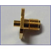 Wholesale High quality flange rf coaxial sma connectors  for cable from china suppliers