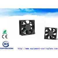 Wholesale 3.6 Inch 92 MM Portable Small DC Brushless Fan , High Temp Exhaust Motor For Cabinet Chassis from china suppliers