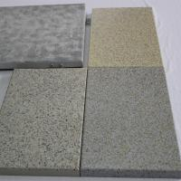 Quality Marble aluminum tile buliding panels construction material for sale