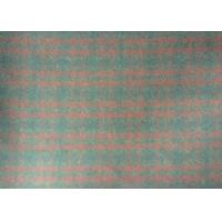 Wholesale Customized Tartan Plaid Upholstery Fabric With AZO Certificate 720g/m from china suppliers