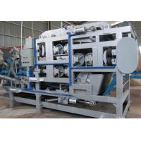 Wholesale 4 KW Low Maintenance Cost Industrial Filter Press Solid Material Sludge from china suppliers