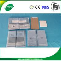 Wholesale operation use disposable sterile CE ISO new products general surgical drape pack from china suppliers