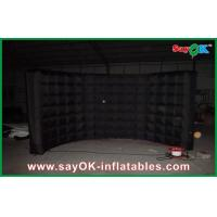 Wholesale Wedding Black Inflatable Curved , Waterproof inflatable bubble tent from china suppliers