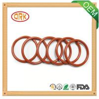Red Standard / Nonstandard NBR O Ring Water Resistance For Pump Seal