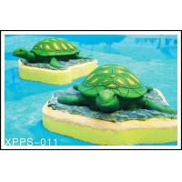 Wholesale Custom Water turtle Aqua Play Water Playground , Spray Park Equipment For Kid water park from china suppliers