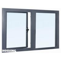 Wholesale PVC Window And Door With Double Glazed / Laminated Glass from china suppliers