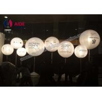 Wholesale Durable Custom Inflatable Products / Inflatable Lantern With Led Lighting , 1.2m Diameter from china suppliers