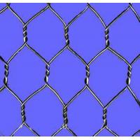 Wholesale 60*80mm, 80*100mm, 80*120mm Hexagonal Wire Netting/Gabion Box Used for River from china suppliers