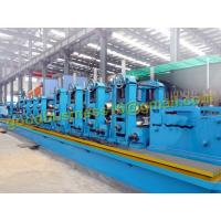 Wholesale HG114 ERW welded pipe production line from china suppliers