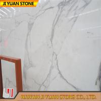Wholesale Italian Calacatta Floor Marble Stone Slab Countertop Vanity Top Kitchen Bathroom from china suppliers