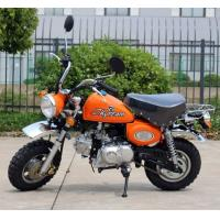 Buy cheap 50cc 4 Stroke Air Cooled High Powered Motorcycles With 4 Gear Engine from wholesalers