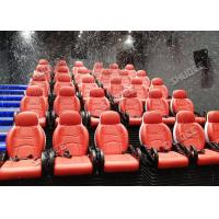 Wholesale Interactive 7D Movie Theater / 5D Motion Cinema Motion Seat Theater Simulator Amazing from china suppliers