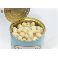 Wholesale Nutritious Green Organic Canned Vegetables / White Kidney Bean In Brine from china suppliers