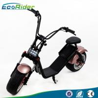 Wholesale 2 Fat Wheel Tires Electric Chopper Motorcycle Motorbike For Adults from china suppliers