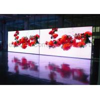 Wholesale High Definition P2.5 SMD Full Color Indoor LED Video Walls Front Service Magnetic Module LED Advertising Display Screen from china suppliers