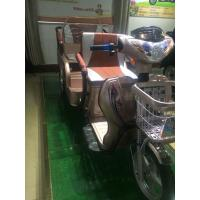 Quality Three Wheel Adult Electric Powered Tricycle With Passenger Seat 351-500w for sale