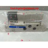 Wholesale Original brand new SMC Solenoid Valve P/N:VQ4100-2W-03 AC200V from china suppliers