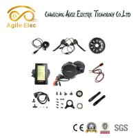 Wholesale 48V 750W Electric Mountain Bike Conversion Kit , Crank Geared Electric Assist Bike Kit from china suppliers