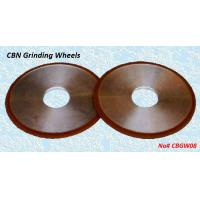 Wholesale Resin Bond CBN Grinding Wheels - CBGW08 from china suppliers