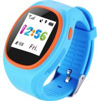 Quality Touch Screen Kids Gps Watch / Smartphone Wrist Watch Supports Android / IOS Phone for sale