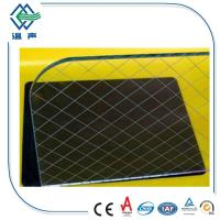 Wholesale 6.5mm 7mm 6mm laminated glass wire mesh for Window , door with CCC ISO CE from china suppliers