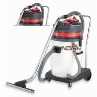 Wholesale Semitransparent Plastic Tank Wash Vacuum Cleaner , Dry & Wet Vacuum Cleaner with 2000W Motor from china suppliers