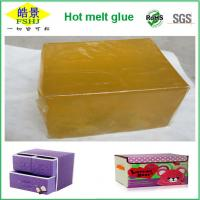 Wholesale EVA Polyamide Hot Melt Adhesive , Hot Melt Pressure Sensitive Adhesive Non Polluting from china suppliers
