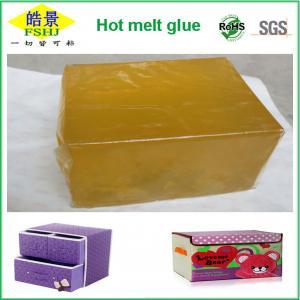 Wholesale EVA Polyamide Hot Melt Adhesive , Hot Melt Pressure Sensitive Adhesive Non Polluting from china suppliers