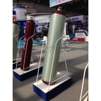 Type 2 Natural Gas Cylinder with Fiberglass Wrapped ISO11439 Standard OD 420mm