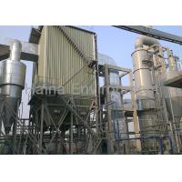 Wholesale Air Pollution Control Bag Filter Dust Collector With Enclosure Durable from china suppliers