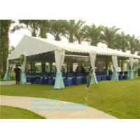 Wholesale Waterproof PVC Materials Garden Party Tents 100 People Party Marquee Tent Outdoor from china suppliers