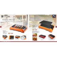 Wholesale Smokeless bbq grill for indoor, no smoke electric bbq grills 816 from china suppliers