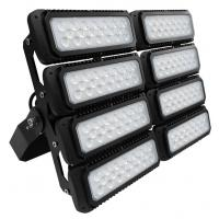 Wholesale 600W 155lm/W Outdoor LED Flood Lights With 10 Years Warranty , Black Color Body , Professional Beam Angle from china suppliers