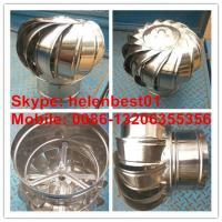 Wholesale 150mm Stainless Steel Portable Turbine Roof Ventilator from china suppliers
