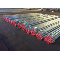 Wholesale Hot Dip Galvanized Steel Water Pipe BS1387 ASTM A53 For Low Pressure Water Delivery from china suppliers