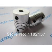 Wholesale 3D printer Stepper Motor Flexible Coupling Coupler /Shaft Couplings 5x5x25mm 5mm*5mm*25mm Dropshipping from china suppliers