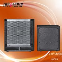 Wholesale 1200W 106 dB Wooden Box Speaker Audio Subwoofer Box Custom from china suppliers